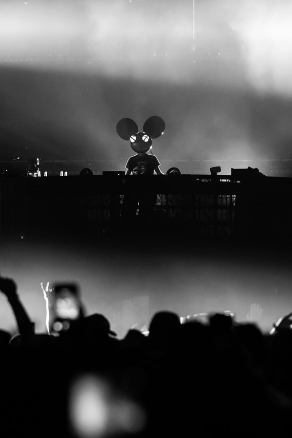 Deadmau5 by Tony Lopez Media on 500px.com