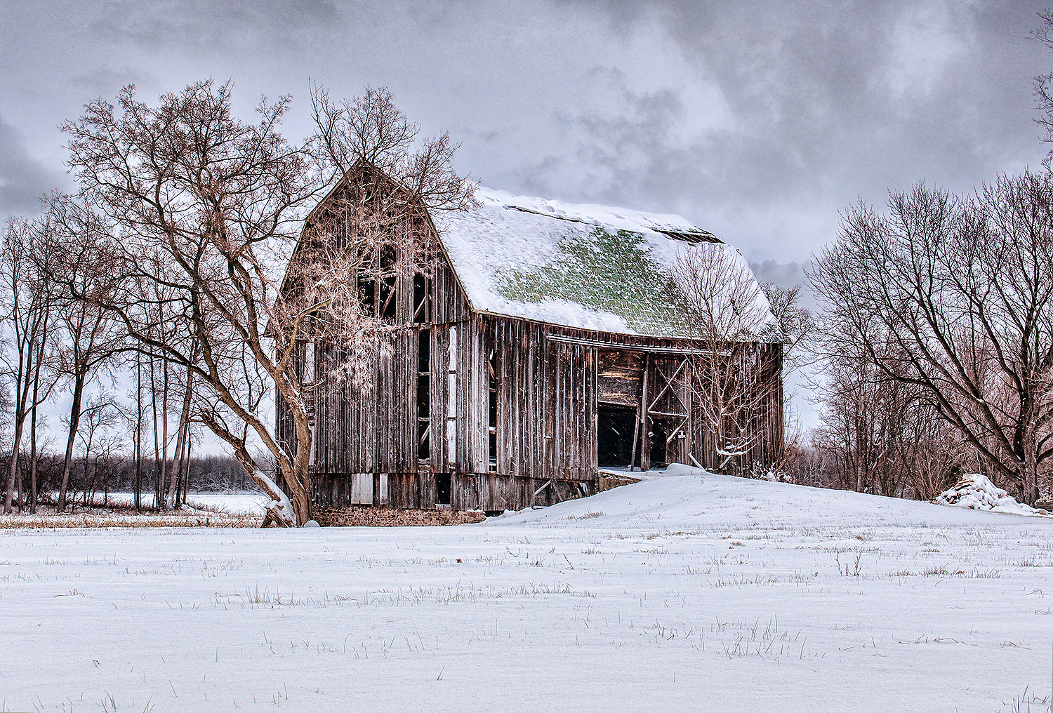 Photograph Weathered by Kristian Charnick on 500px