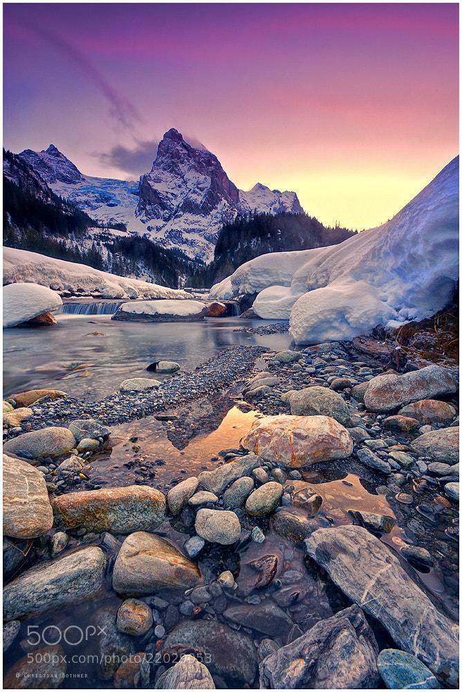 Photograph Berner Oberland | Schweiz  by Christian Bothner on 500px