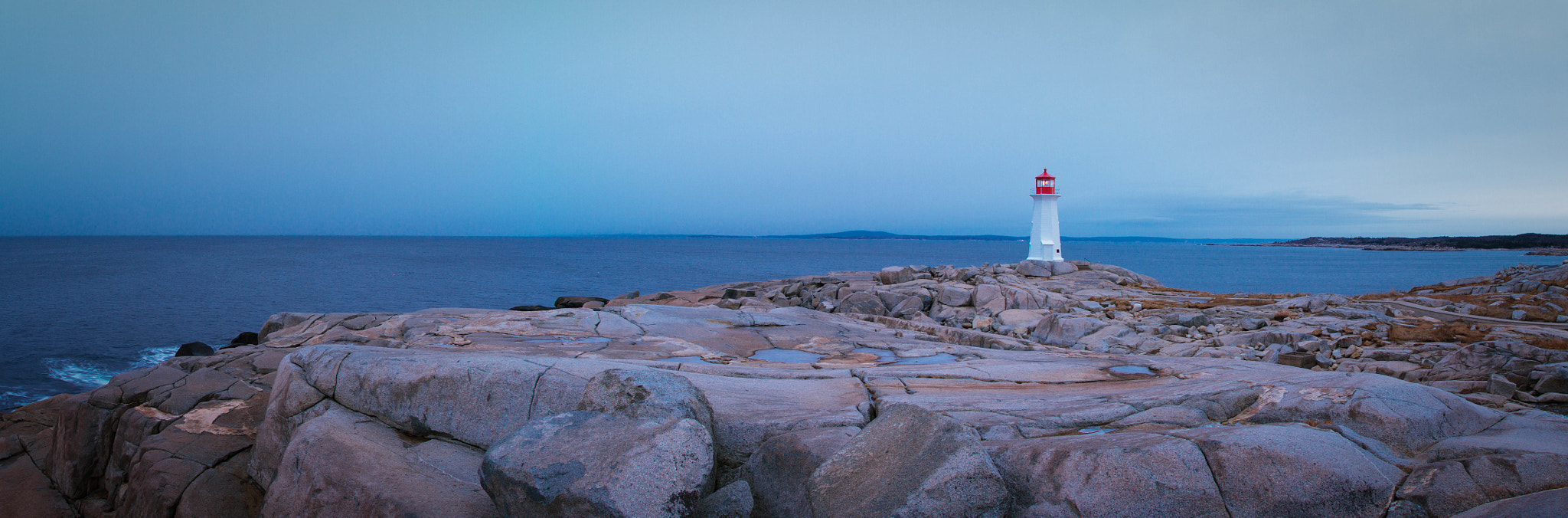 Photograph Peggy's Cove Panorama by Ash Furrow on 500px