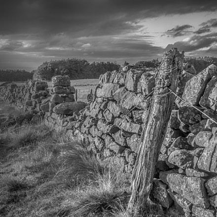 Pentlands Wall