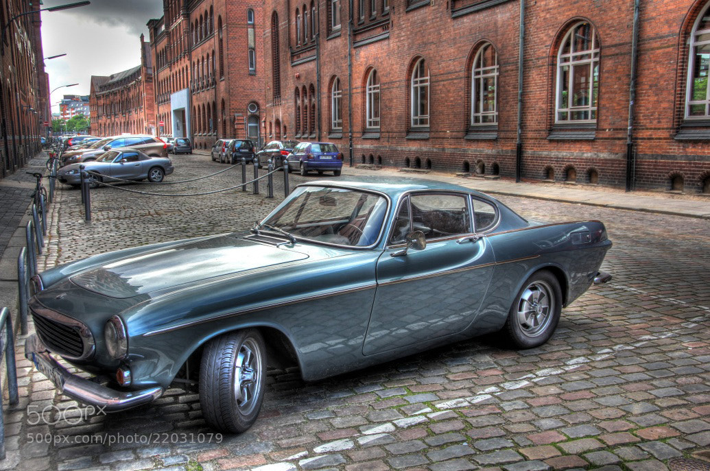 Photograph VOLVO  Hamburg Speicherstadt by Al Pinkl on 500px
