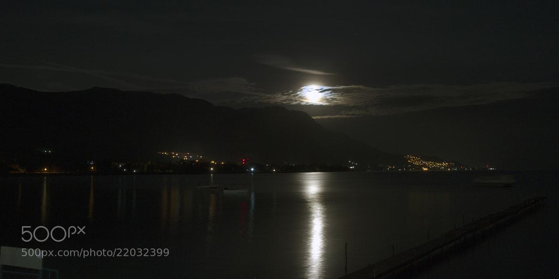Photograph Full moon and lagoon by Cristobal Garciaferro Rubio on 500px