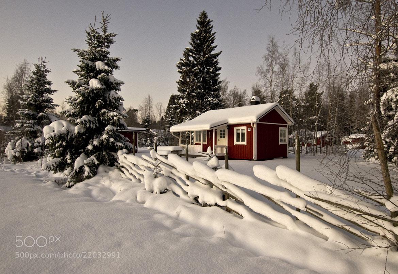 Photograph Perfect Winter day by Sten Wiklund on 500px