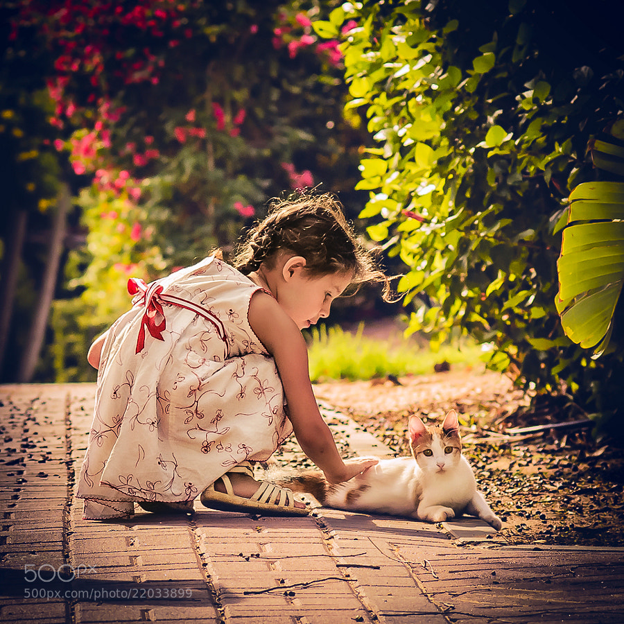 Photograph Naama and Ginger by Adam Shul on 500px