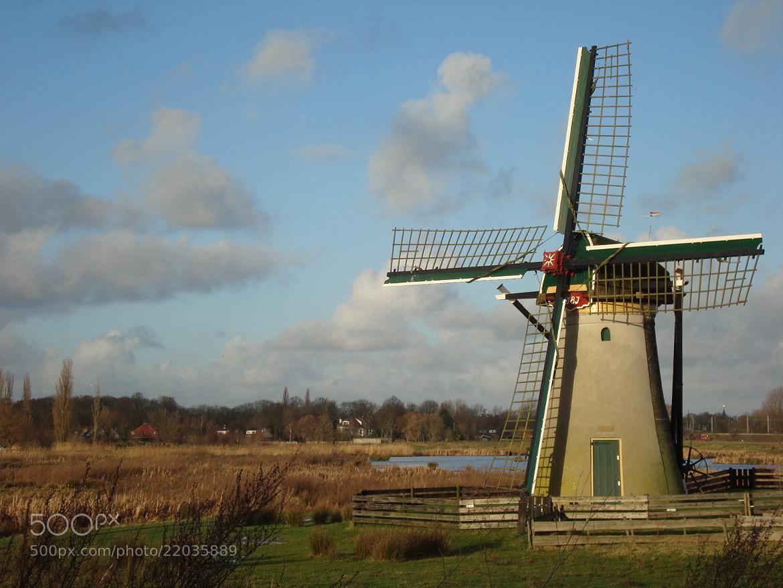 Photograph The Windmill by Kemal Yerlikaya on 500px