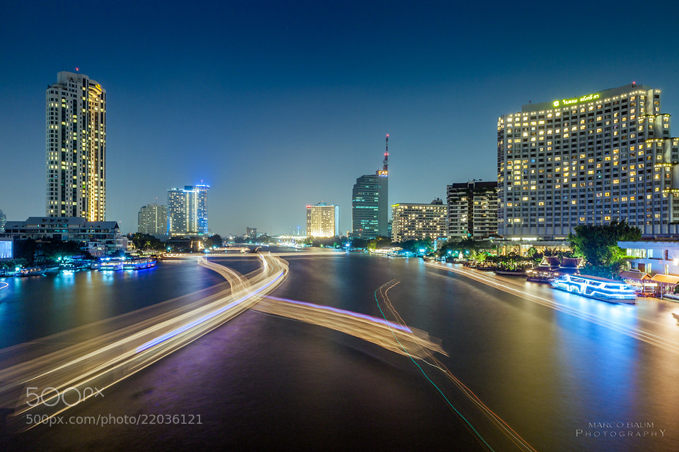 Photograph bangkok by night by Marco Baum on 500px