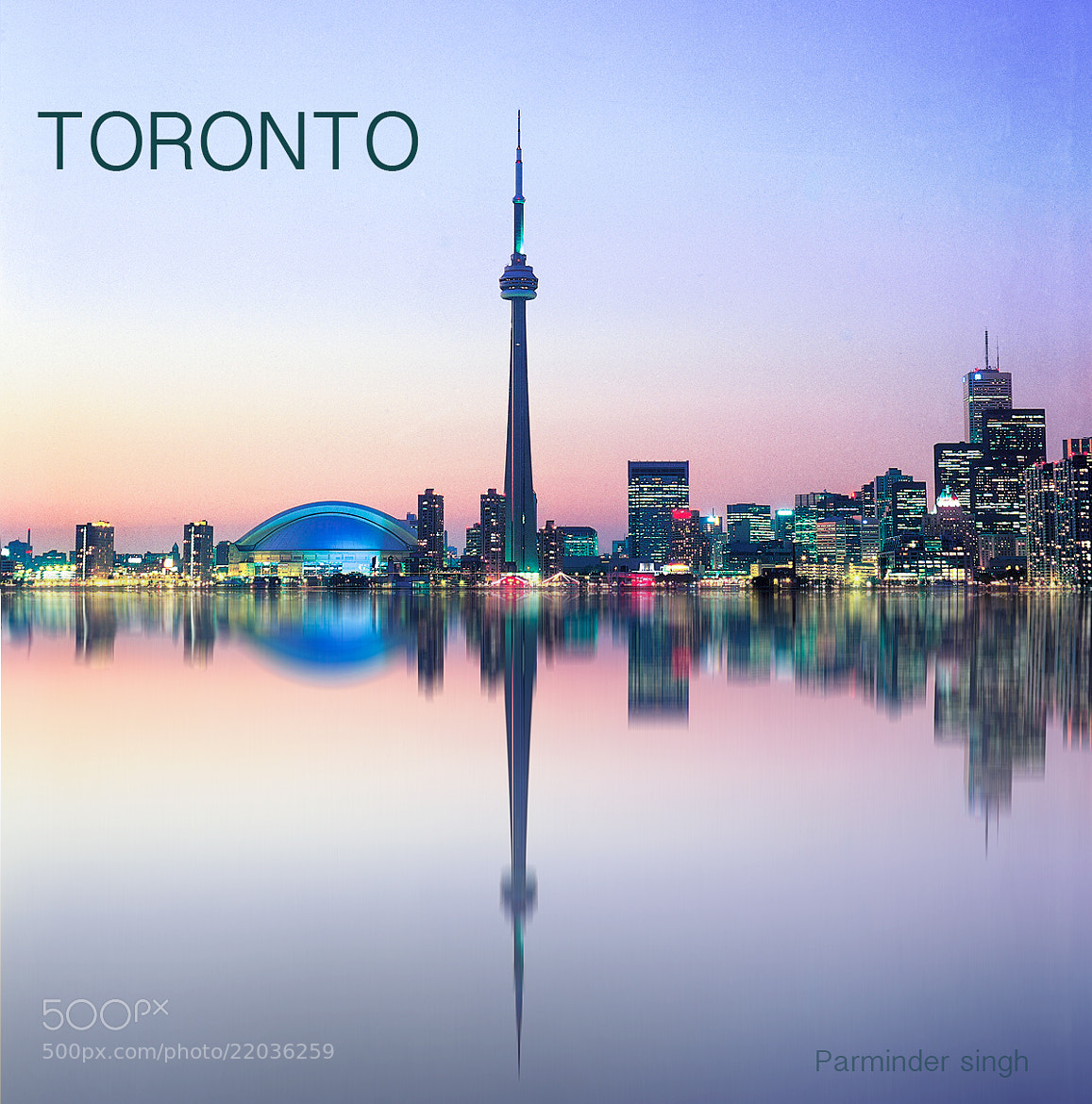 Photograph TORONTO by parminder singh on 500px