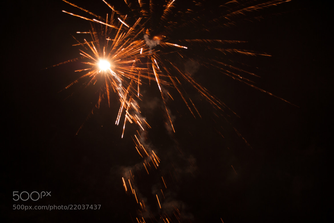 Photograph First attempt at fireworks photography by Andy Vobiller on 500px