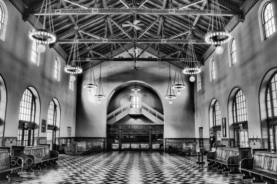 Photograph Inside the Boise Train Depot by Chad Estes on 500px