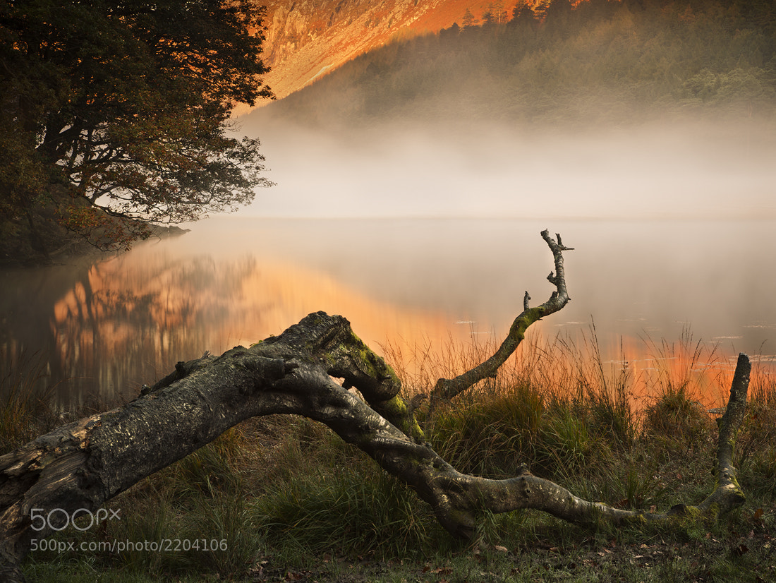 Photograph The Upper lake by Gary McParland on 500px