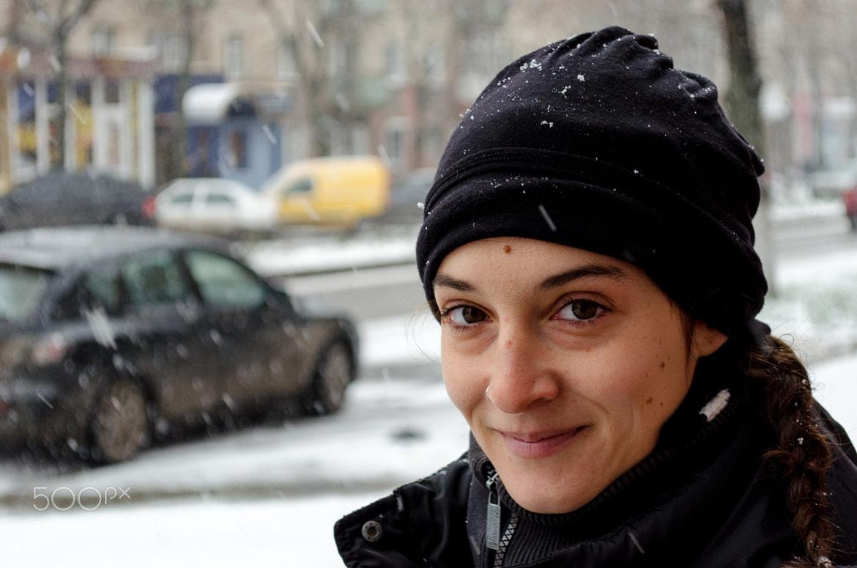 Photograph Dimitra by Denys Tsutsayev on 500px