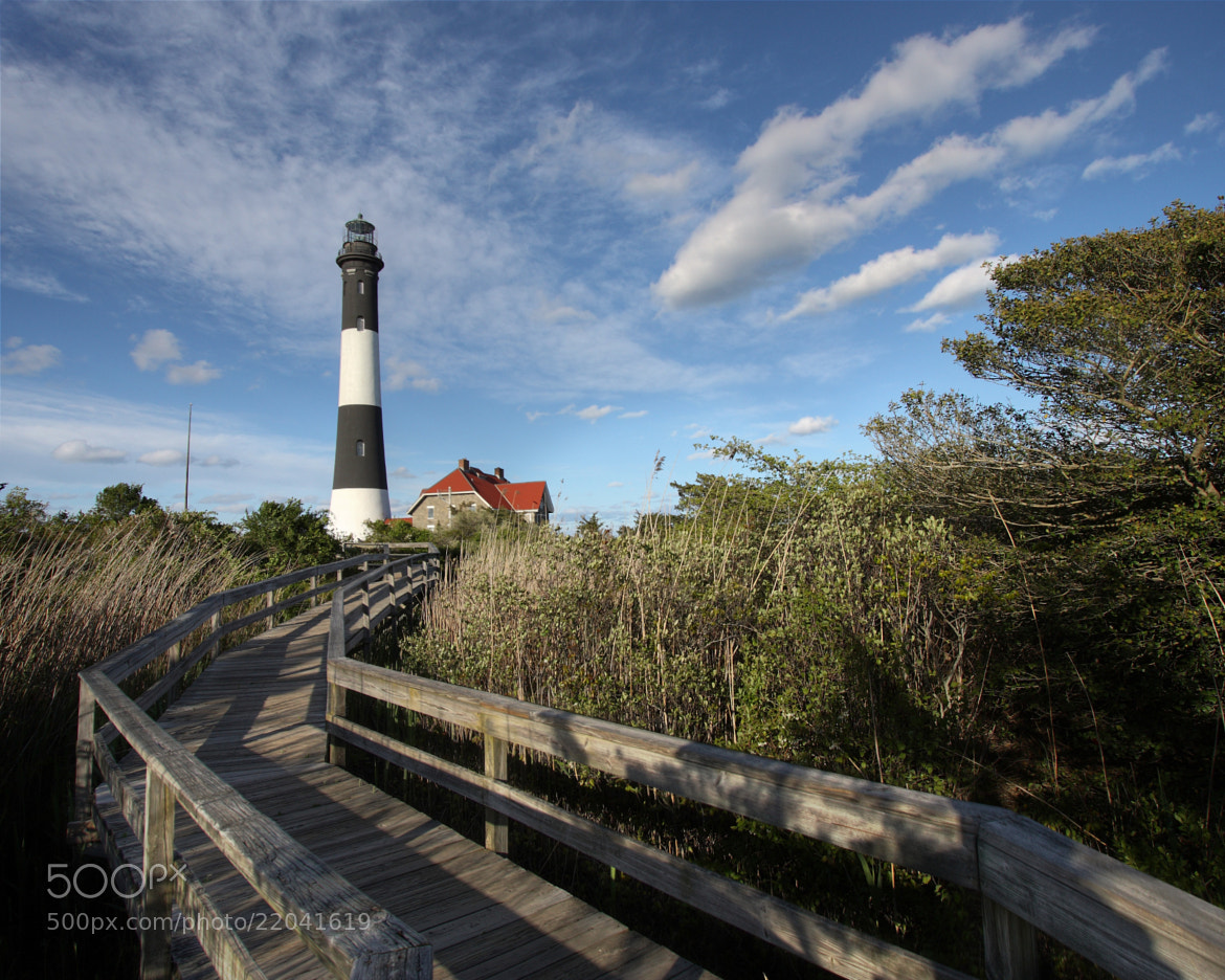Photograph Fire Island Lighthouse by Bill McBride on 500px