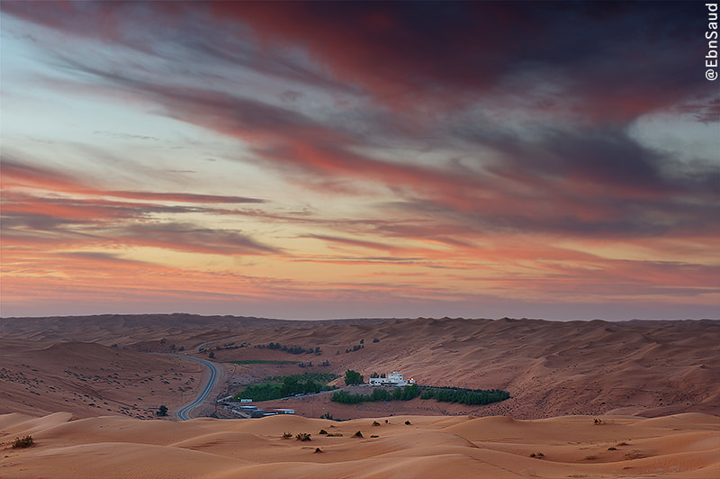 Photograph Rustic sunset  by Fahad Ebn Saud on 500px
