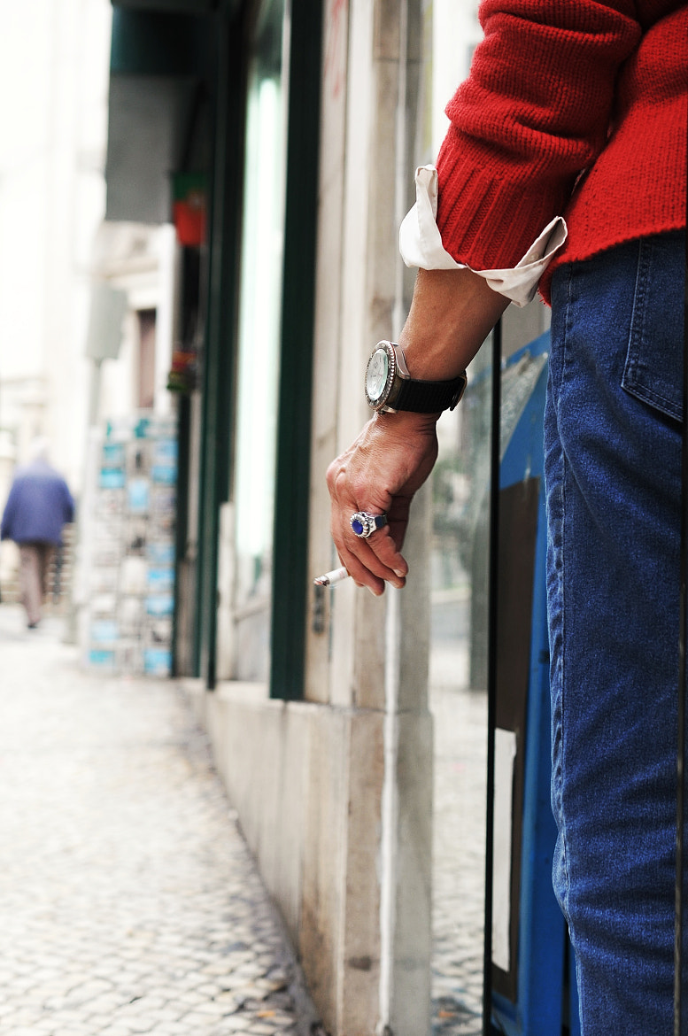 Photograph smoking only outside by the freelens on 500px