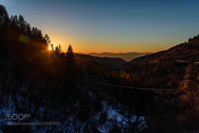 Photograph Cloudcroft Sunset by Preston Hutson on 500px