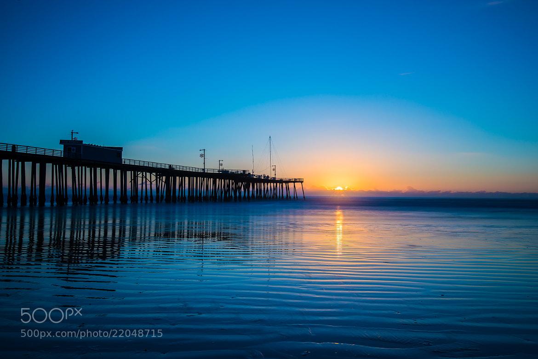 Photograph Pismo pier by Jaganath Achari on 500px