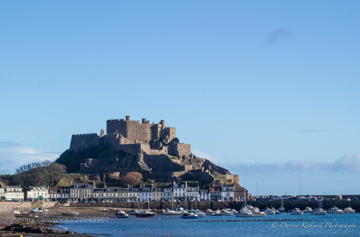Photograph New Year at Mont Orgueil by Darren Kelland on 500px