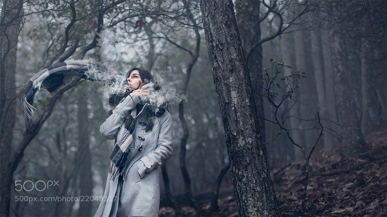 Photograph Exhale by Amelia Fletcher on 500px