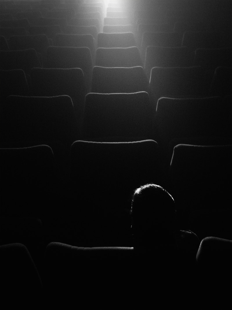 Photograph cinema by Lupe Vázquez on 500px