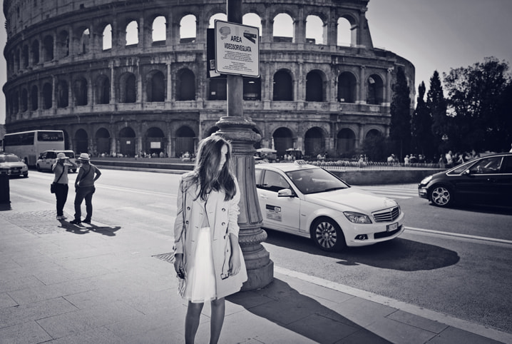 Photograph roman holiday by Aneta  Ludwig on 500px