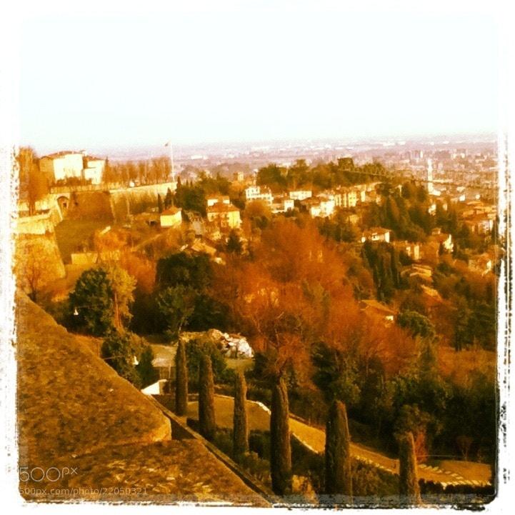 Photograph Bergamo - città alta by FraPpe89 on 500px