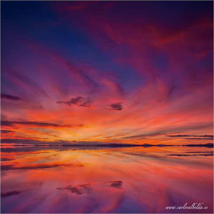 Photograph Reflections and colors by carlos albelda on 500px