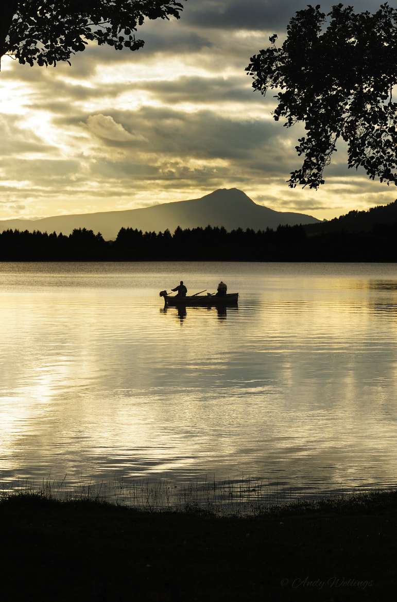 Photograph The Fishermen by Andy  Wellings on 500px