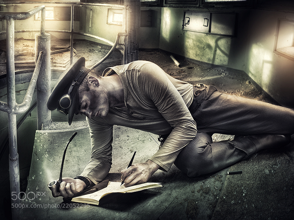 Photograph Machinist by Rebeca  Saray on 500px