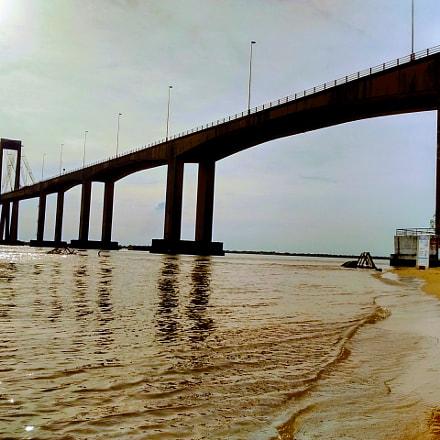 Río Paraná en Corrientes (Argentina)