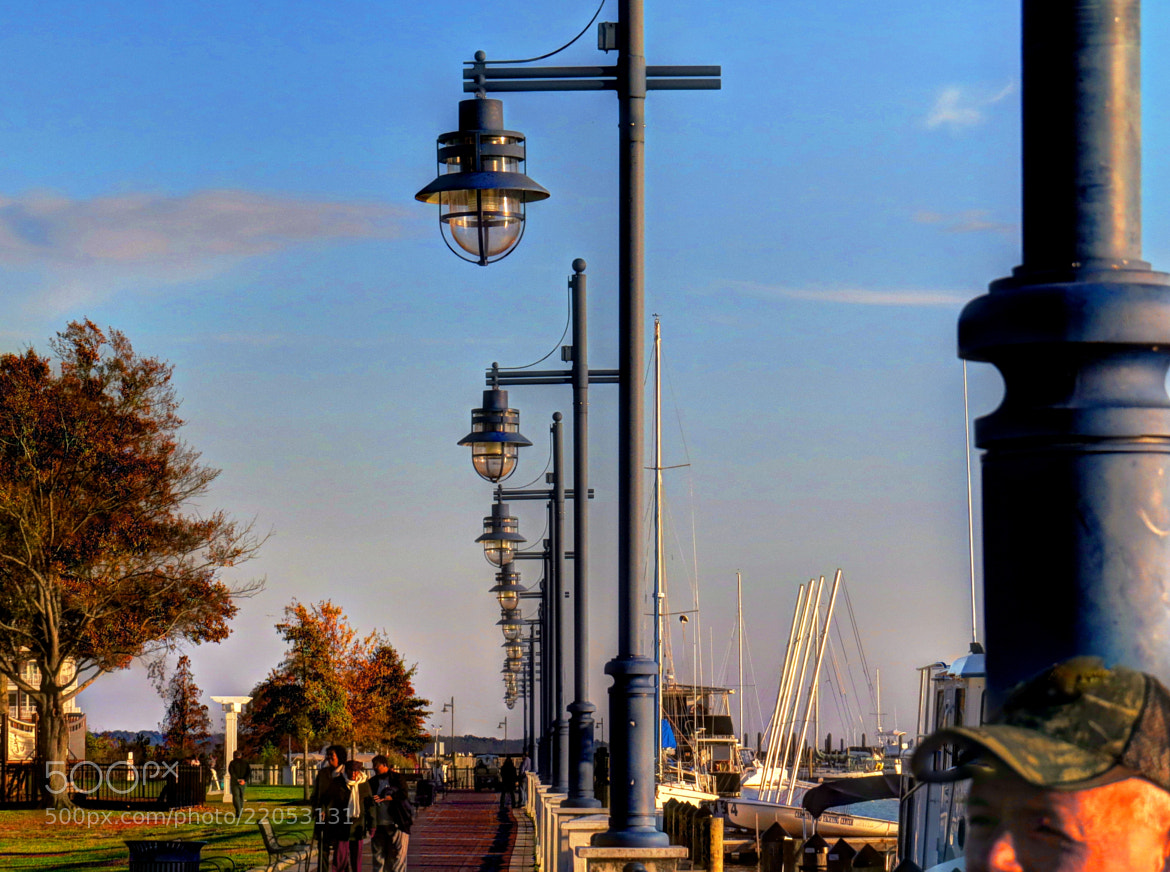 Photograph Washington, NC Waterfront by Kelly Chess on 500px