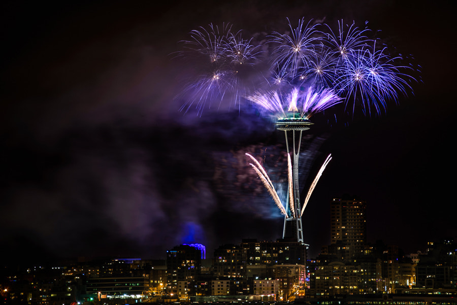 Photograph New Years Eve 2012 by Scott Wood on 500px