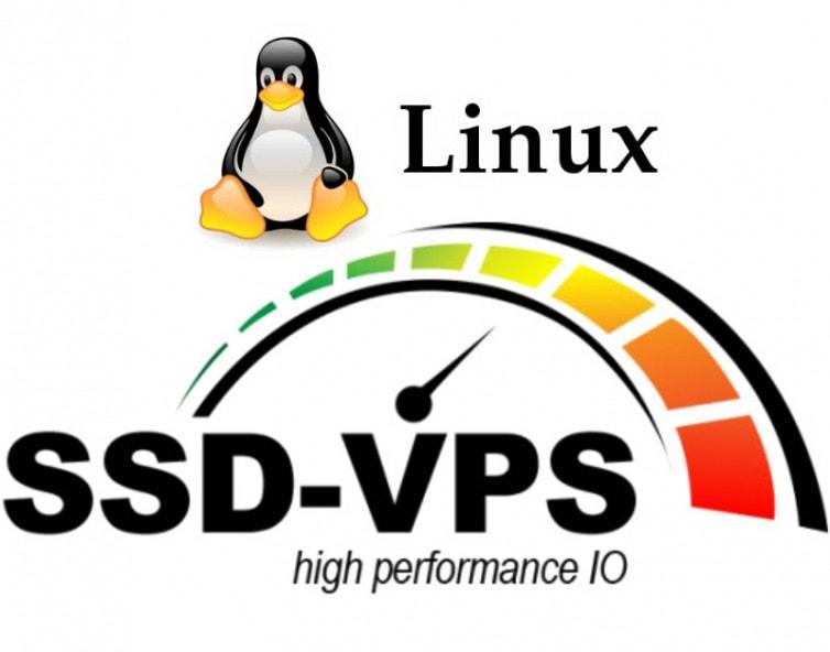 Linux SSD VPS hosting