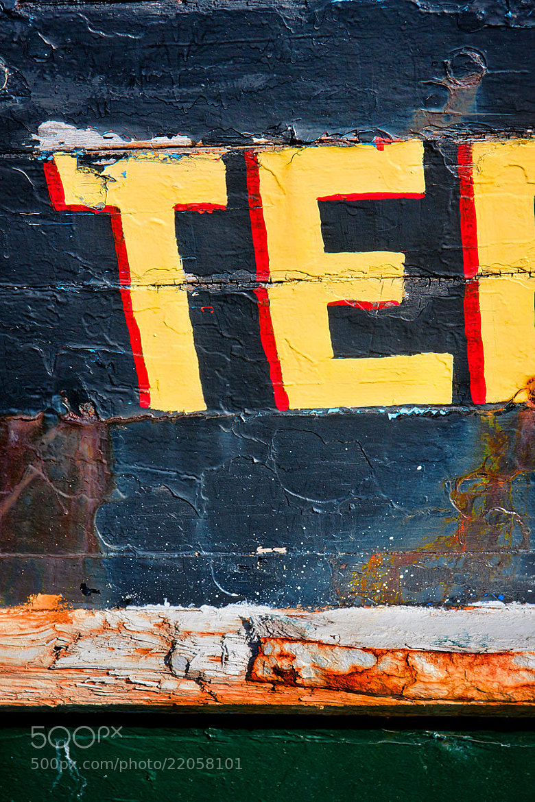 Photograph Technicolor - Cape Cod - Boat Abstract - MA Massachusetts by Sandy Gennrich on 500px