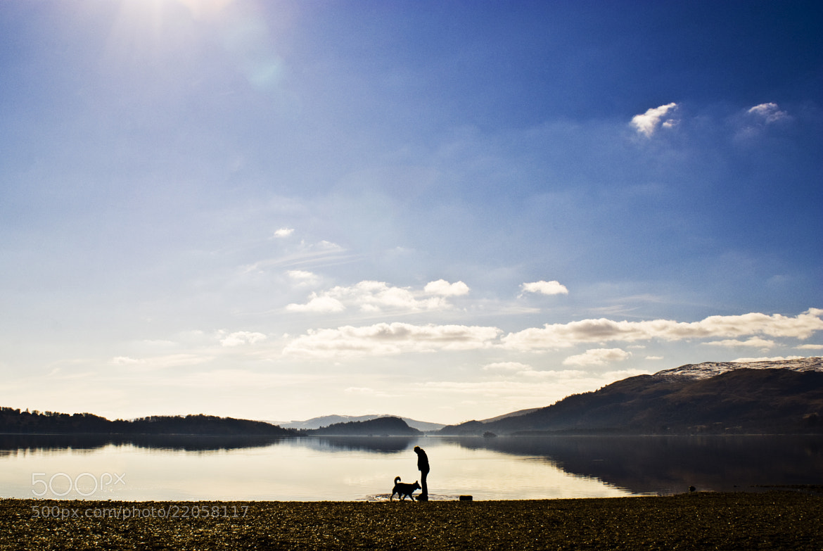 Photograph Best Friends at Loch Lomond by Emma Samuel on 500px