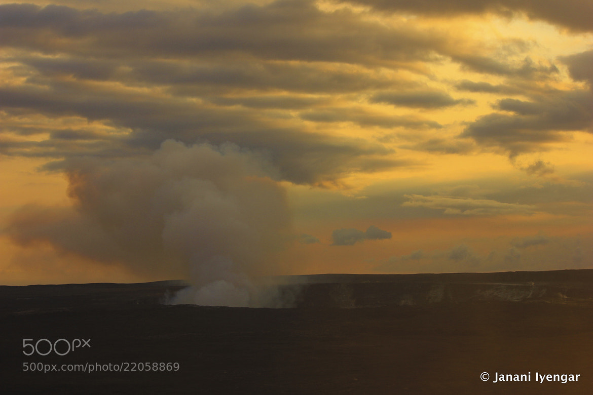 Photograph Steam vent by Janani Iyengar on 500px