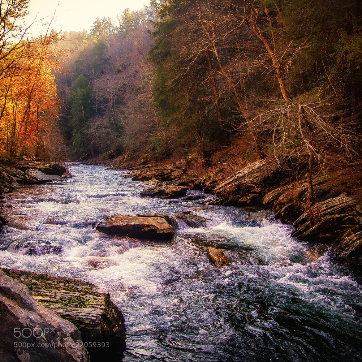 Photograph Jack's River  by Steven Moore on 500px