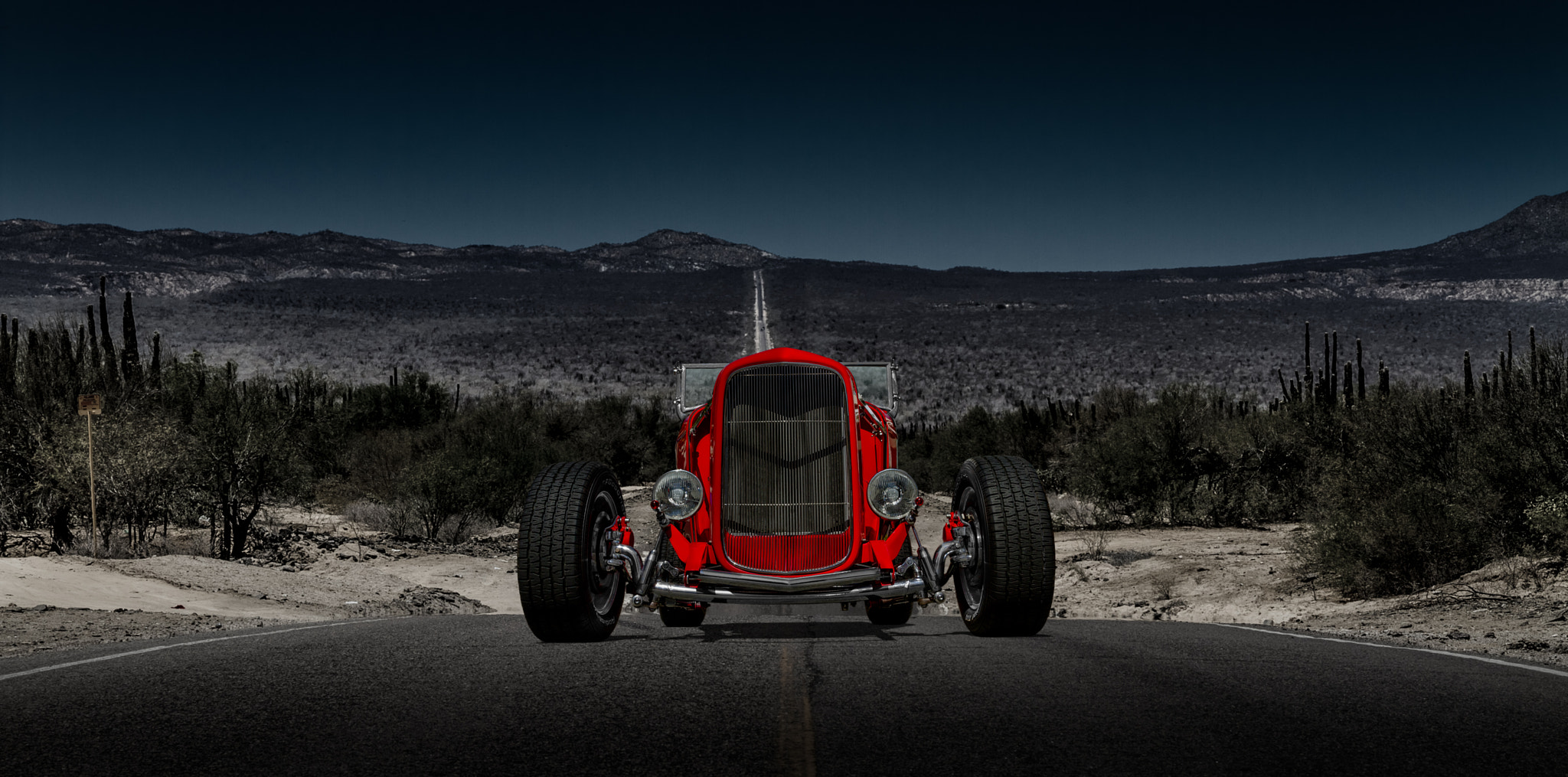 "Photograph ""on the road again"" by Neil Banich on 500px"