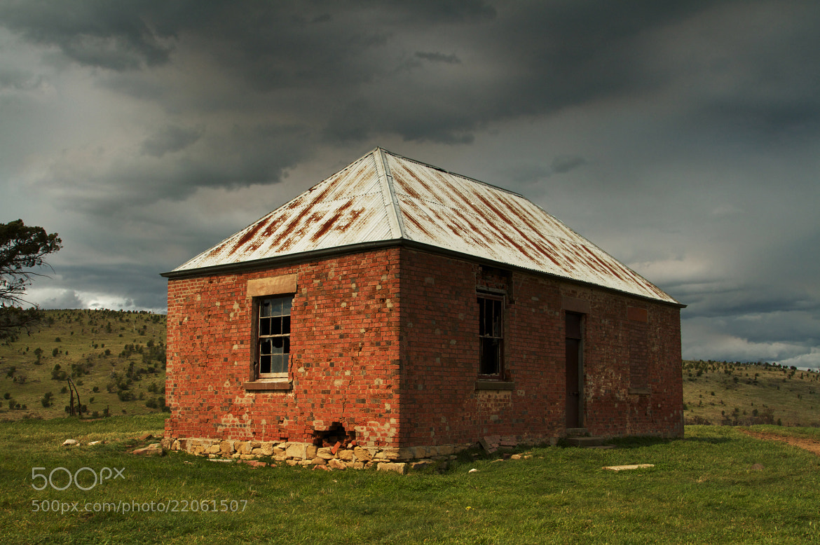 Photograph The Old Home by Gav McPherson on 500px