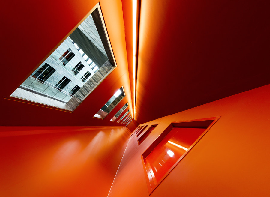 Orange is the Colour by Gerard Jonkman on 500px.com