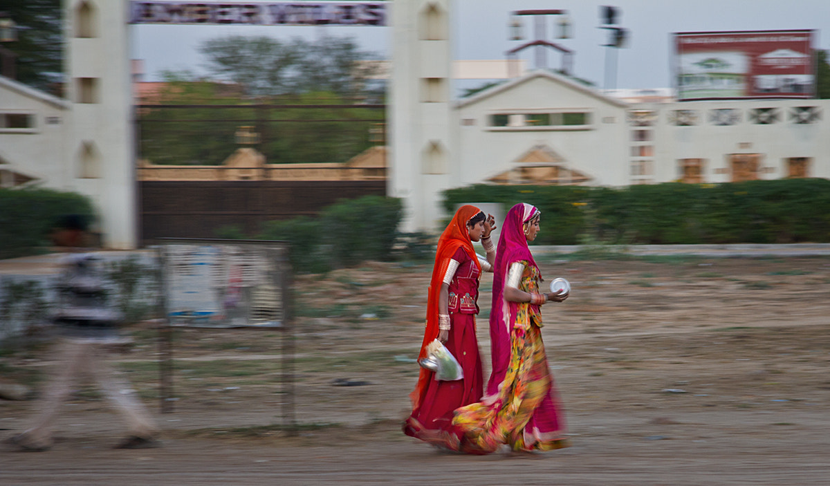 Photograph Amber Villas - India in Motion - Jaipur - India by Sandy Gennrich on 500px