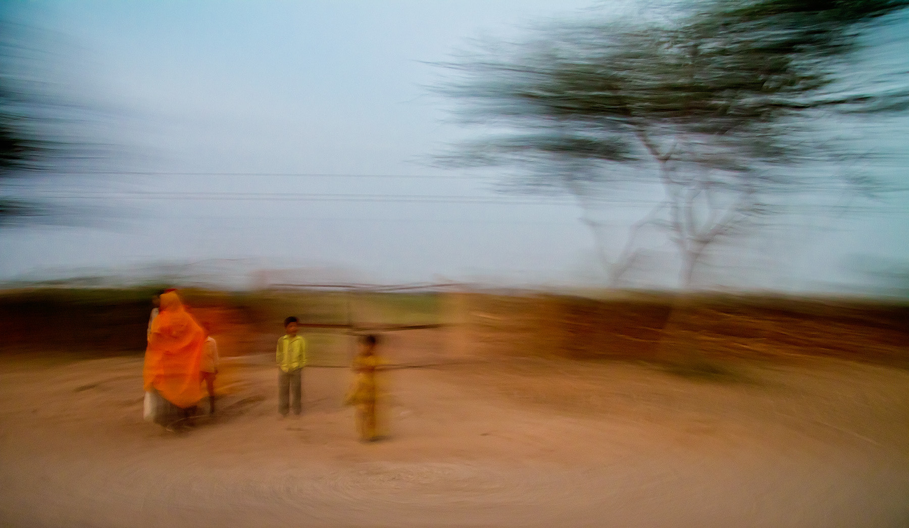 Photograph Family - Rural Rajastan - India by Sandy Gennrich on 500px