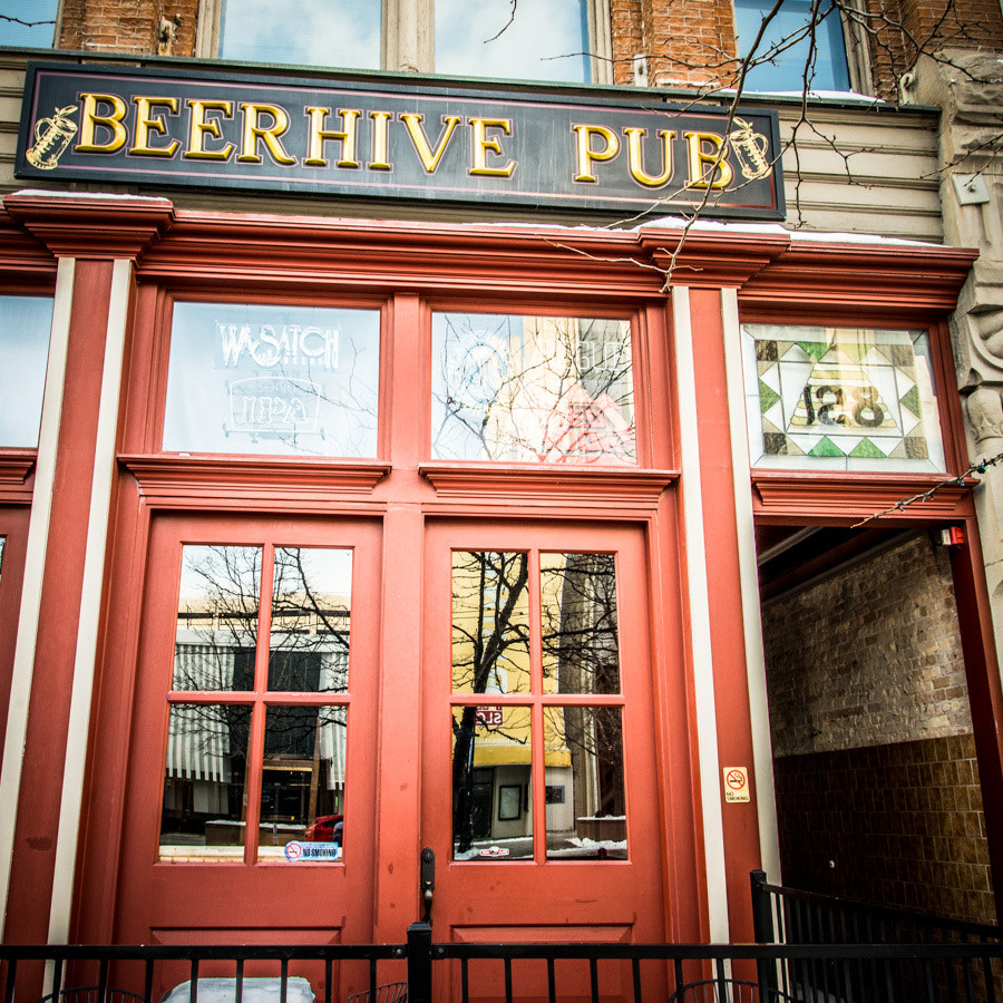 Photograph beerhive by Steve DiGirolamo on 500px