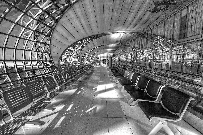 Photograph Suvarnabhumi Spiral (Alien Infrared Version) by Jon Sheer on 500px
