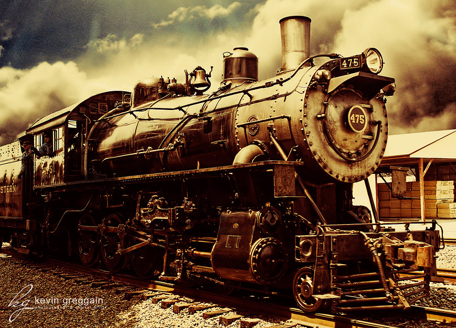 The Railroad museum in Reading, PA