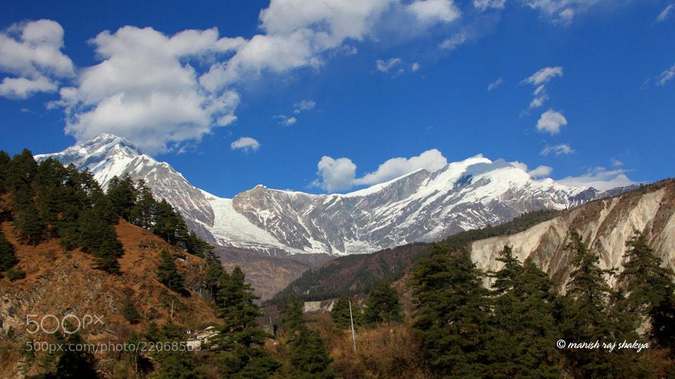 Photograph Wonderful Nature by Manish Shakya on 500px