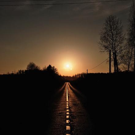 The Sun of roads.