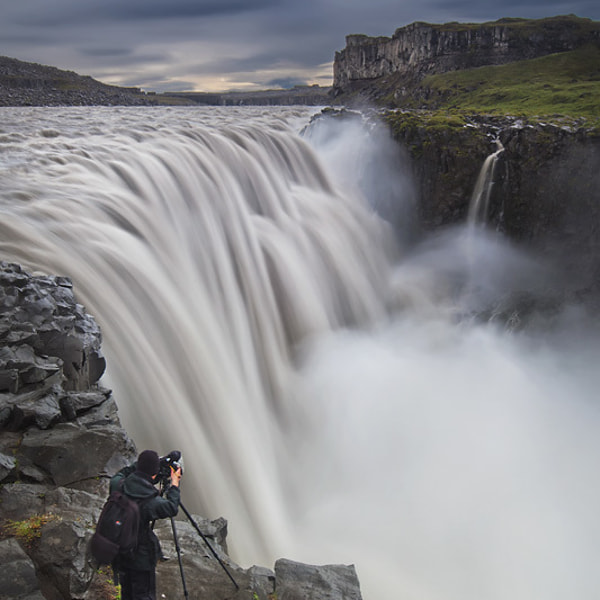 Documenting Dettifoss