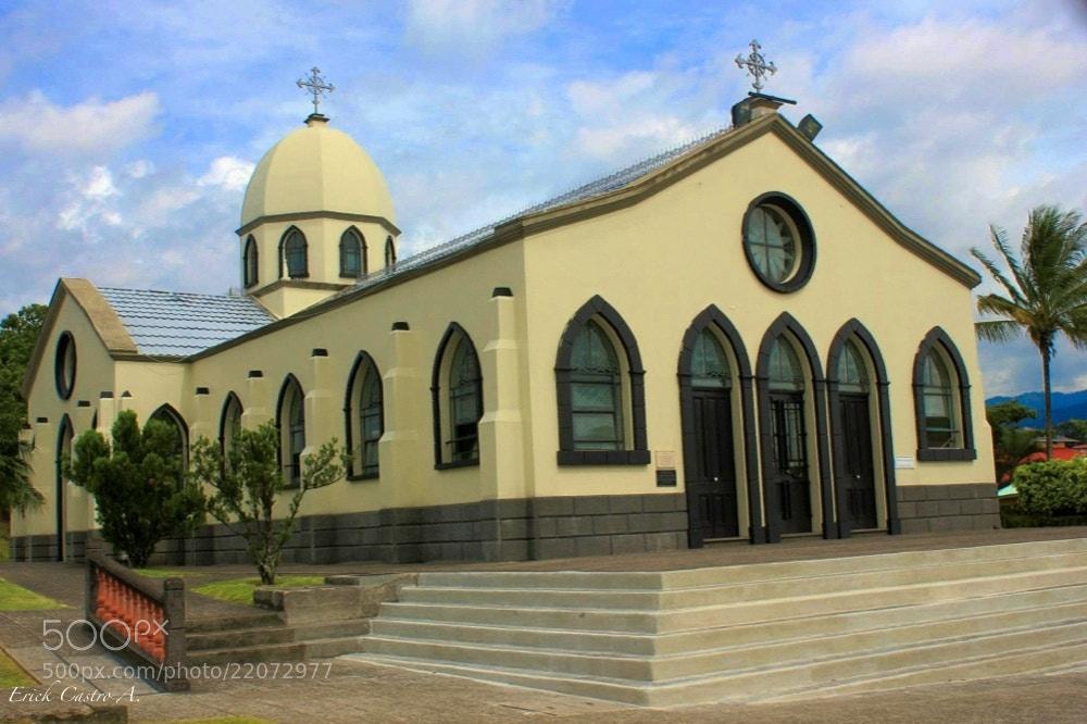 Photograph Iglesia 7 by Erick Castro Alvarado on 500px