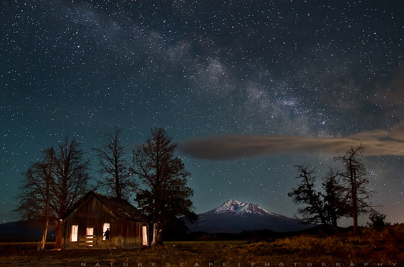 Photograph Eerie Shasta by Nagesh Mahadev on 500px